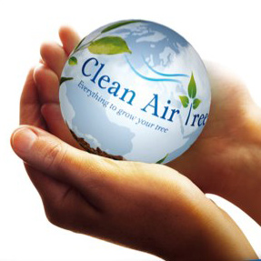 Clean Air In Hands 1