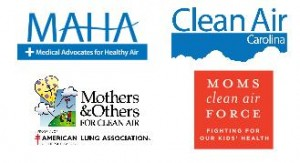 NC Healthy Air Alliance logos small